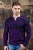 Толстовка 1017 фиолетовый TOMNIXX